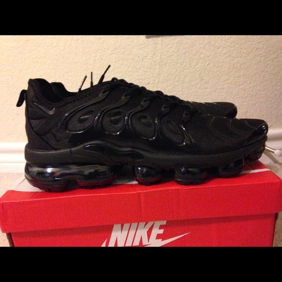 wholesale dealer ced12 e77f7 Nike Air Vapormax Plus - triple black